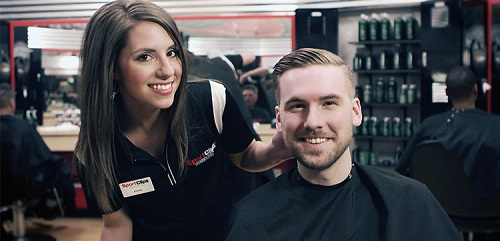 Sport Clips Haircuts of Flagstaff Aspen Place ​ stylist hair cut